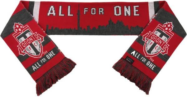 Ruffneck Scarves Toronto FC Skyline Scarf product image