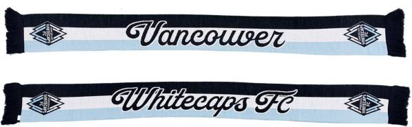 Ruffneck Scarves Vancouver Whitecaps Script HD Knit Scarf product image