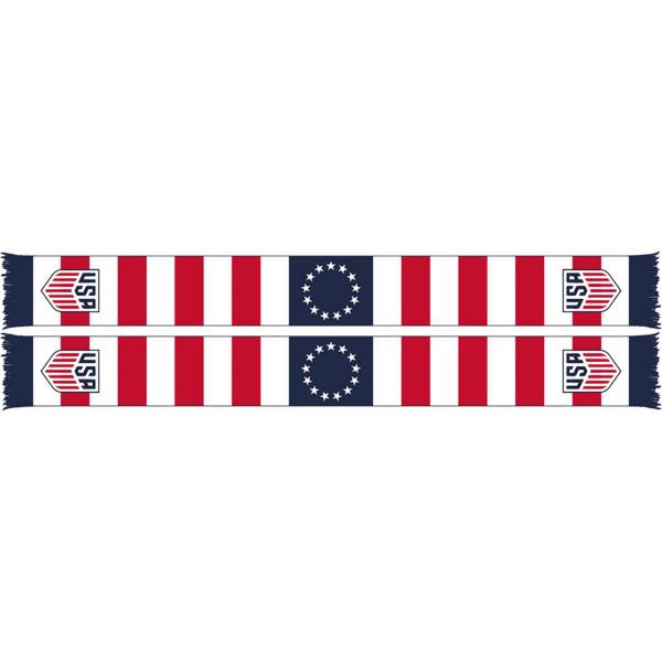 Ruffneck USA Soccer Colonial Jacquard Knit Scarf product image