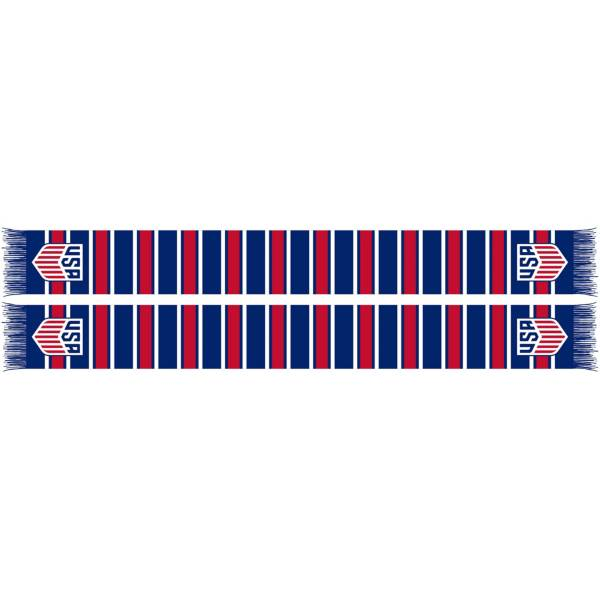 Ruffneck USA Soccer Multi-Bar Jacquard Knit Scarf product image