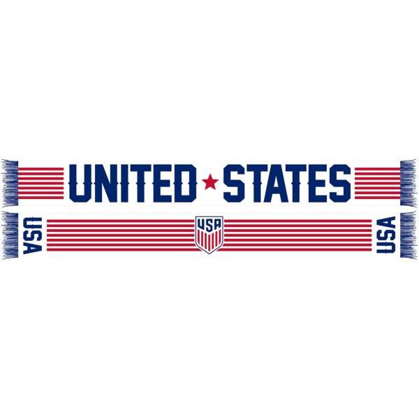 Ruffneck USA Soccer Stripes Jacquard Knit Scarf product image