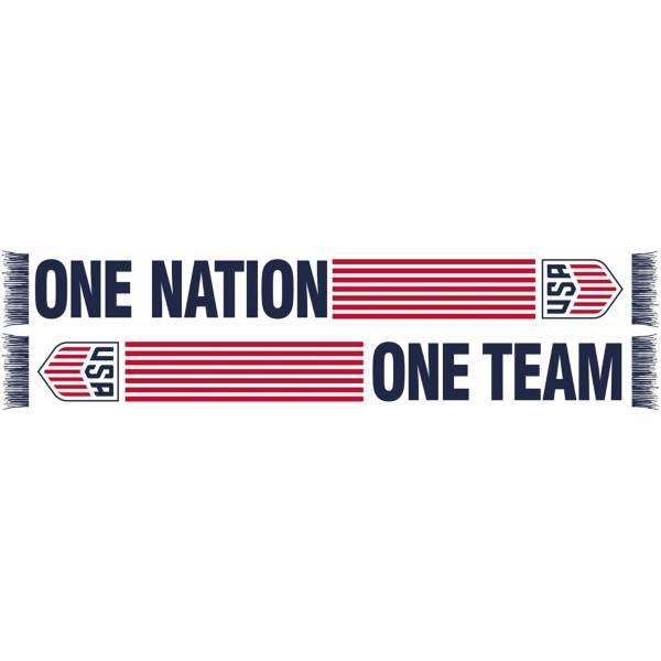 Ruffneck USA Soccer One Nation Jacquard Knit Scarf product image