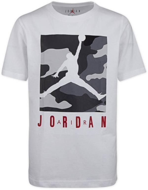 Jordan Boys' Jumpman Camo Logo T-Shirt product image