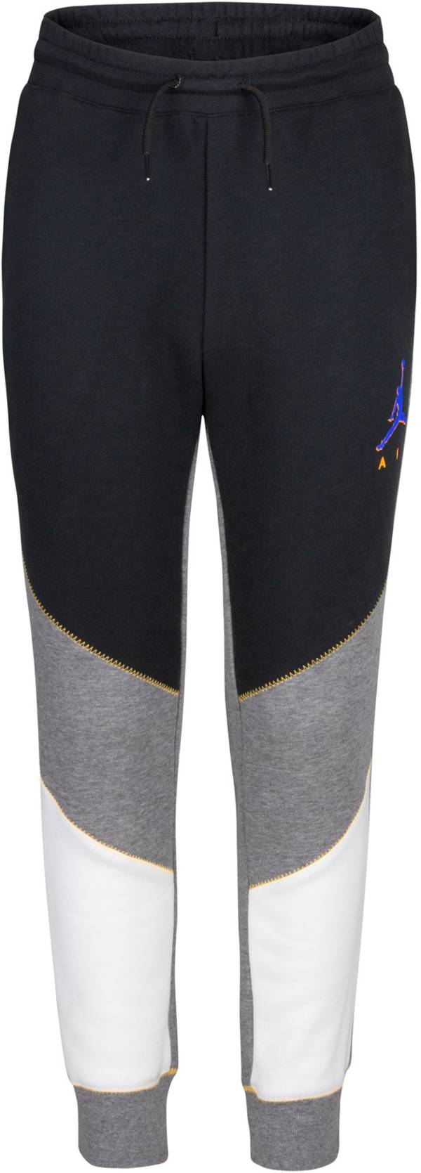 Jordan Boys' Color Blocked Fleece Jogger Pants product image