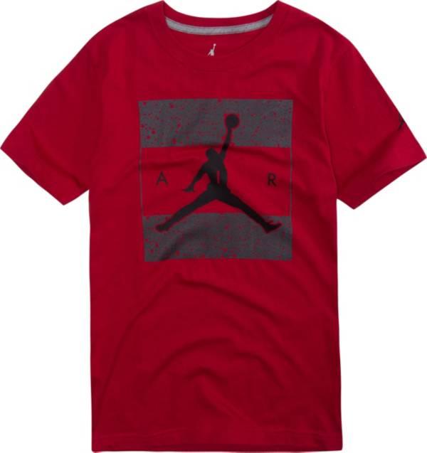Jordan Boys' AJ Branded Stack T-Shirt product image