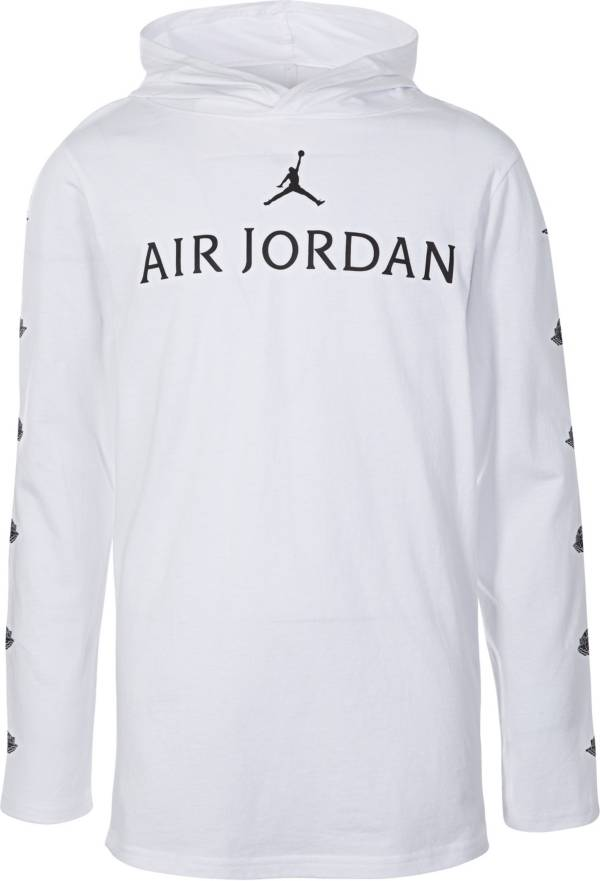 Jordan Boys' Wings Long Sleeve Hoodie product image