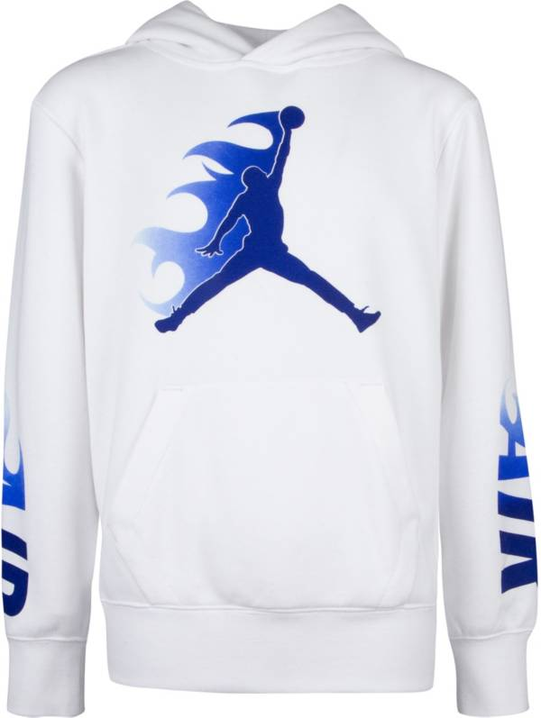 Jordan Boys' Jumpman French Terry Pullover Hoodie product image
