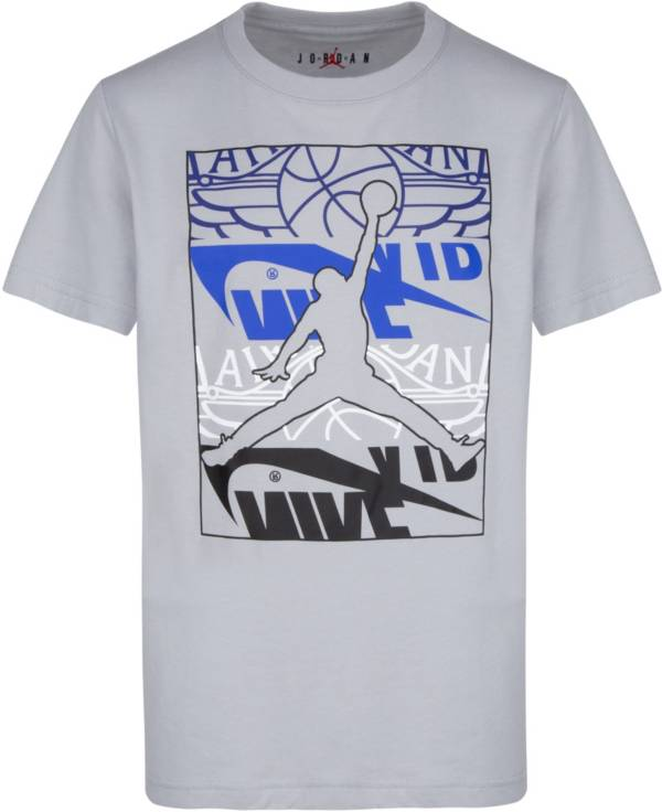 Jordan Boys' Stack Up Graphic  T-Shirt product image