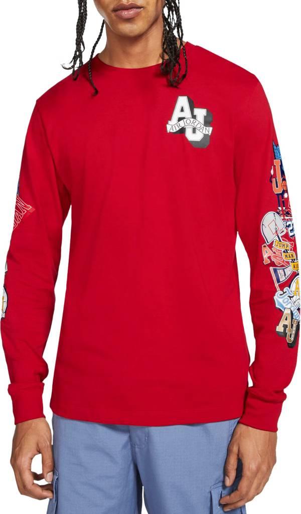 Jordan Men's Varsity Long Sleeve Shirt product image
