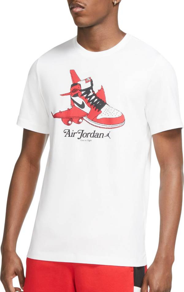 Jordan Men's Shoe Graphic Crew T-Shirt product image