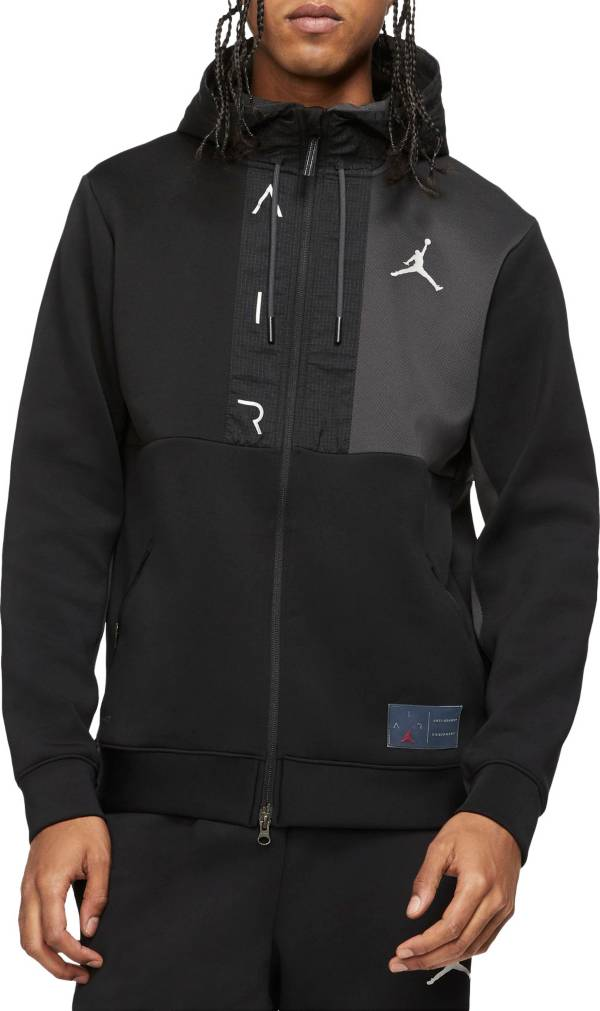 Jordan Air Men's Fleece Full Zip Hoodie product image