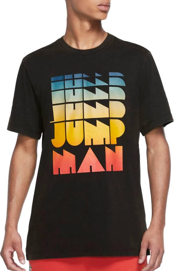 Jordan Men's Air Jordan Washed Crew T-Shirt product image