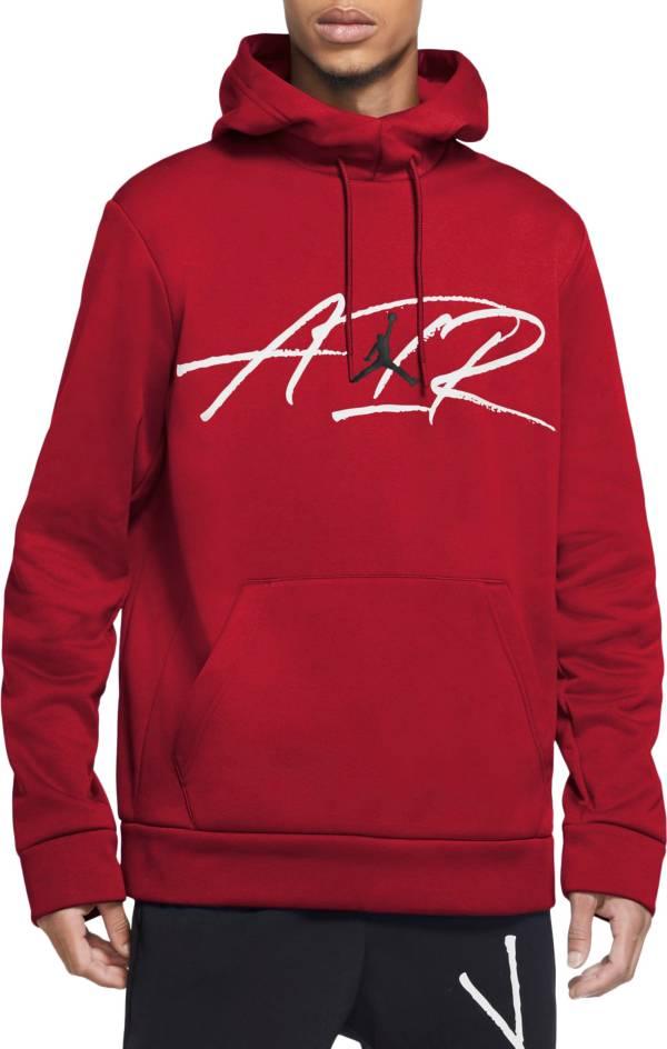Jordan Men's Air Therma Graphic Training Fleece Hoodie product image