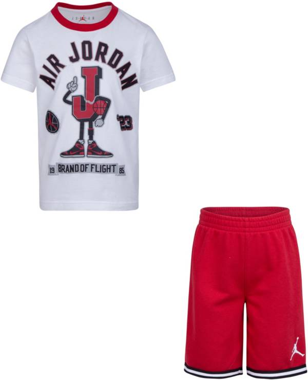 Jordan Boys' Varsity Flight Short Sleeve T-Shirt product image