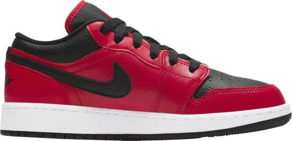 Jordan Kids' Grade School Air Jordan 1 Low Basketball Shoes product image