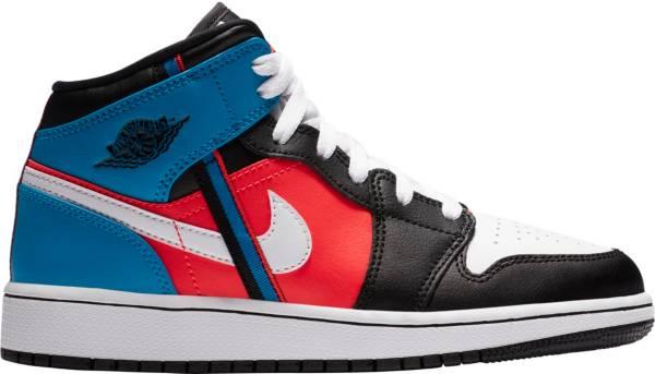 Jordan Kids' Grade School Air Jordan Mid Game Time Shoes product image