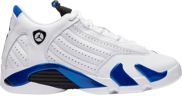 Jordan Kids' Grade School Air Jordan 14 Retro Basketball Shoes product image