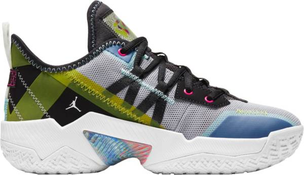 Jordan Kids' Grade School Air Jordan Westbrook One Take Basketball Shoes product image