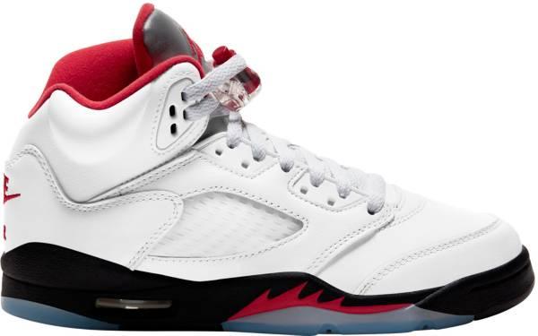 Jordan Kids' Grade School Air Jordan 5 Retro Basketball Shoes product image