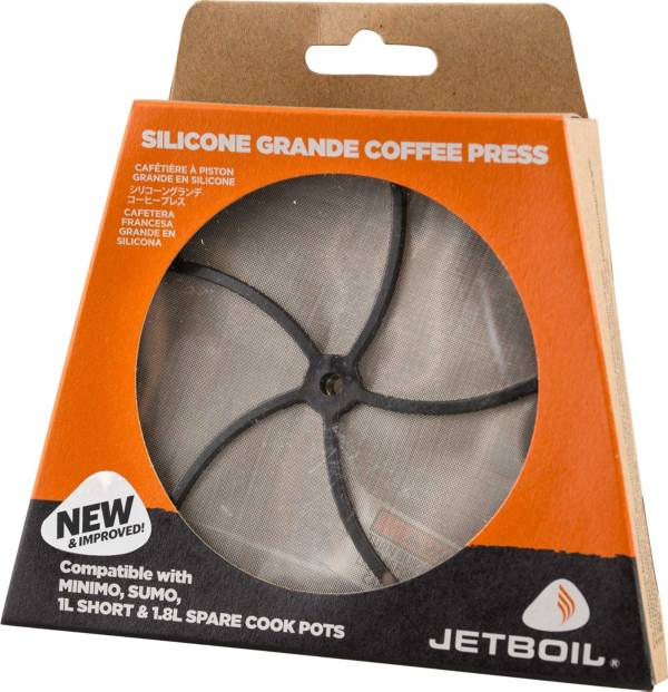 Jetboil Silicone Coffee Press product image