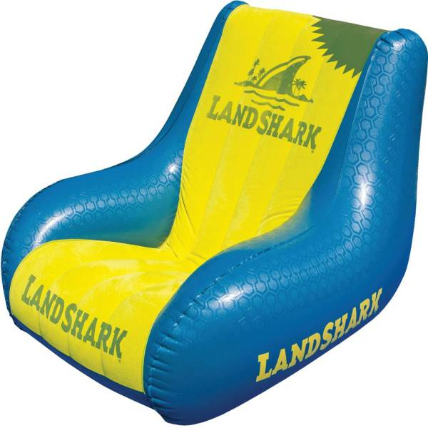 Landshark Aqua Chair Pool Float product image