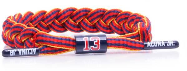 Rastaclat Atlanta Braves Ronald Acuna Jr. Braided Bracelet product image