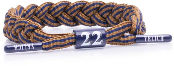 Rastaclat Milwaukee Brewers Christian Yelch Braided Bracelet product image