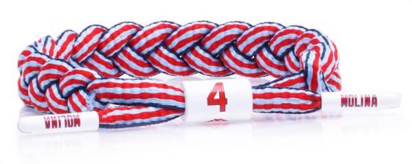 Rastaclat St. Louis Cardinals Yadier Molina Braided Bracelet product image