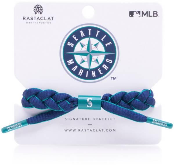 Rastaclat Seattle Mariners Infield Braided Bracelet product image