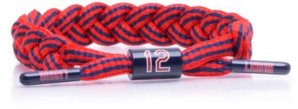 Rastaclat Cleveland Indians Francisco Lindor Braided Bracelet product image