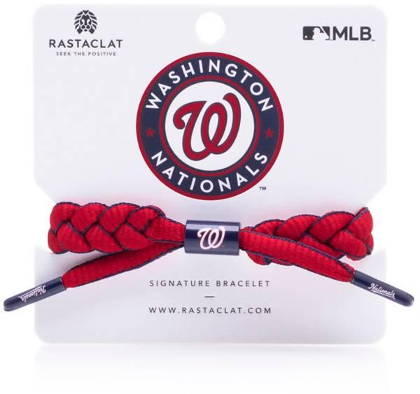 Rastaclat Washington Nationals Infield Braided Bracelet product image