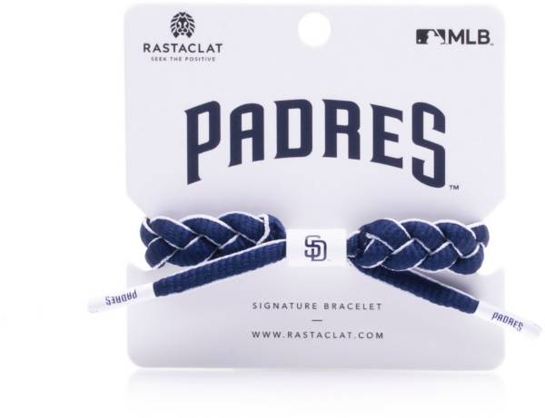 Rastaclat San Diego Padres Infield Braided Bracelet product image