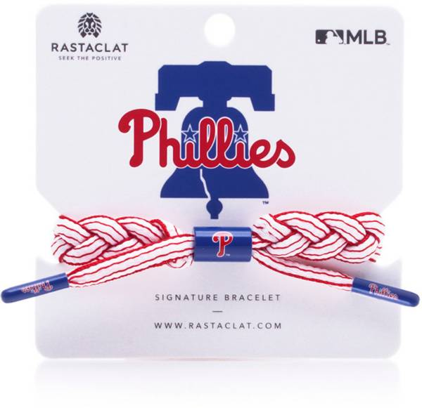 Rastaclat Philadelphia Phillies Infield Braided Bracelet product image
