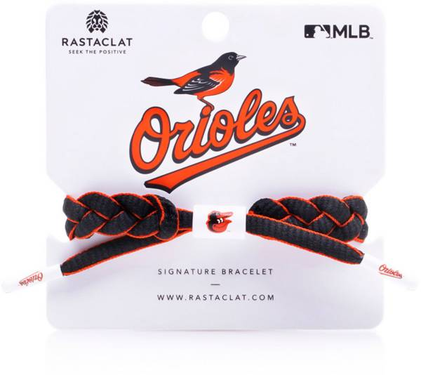 Rastaclat Baltimore Orioles Infield Braided Bracelet product image