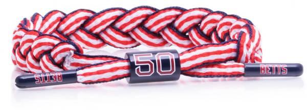 Rastaclat Boston Red Sox Mookie Betts Braided Bracelet product image