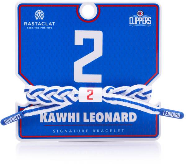 Rastaclat Los Angeles Clippers Kawhi Leonard Braided Bracelet product image
