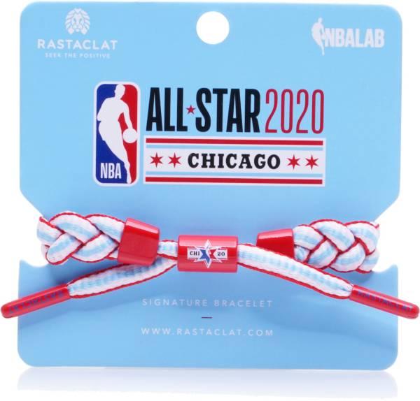 Rastaclat 2020 NBA All-Star Game Braided Bracelet product image