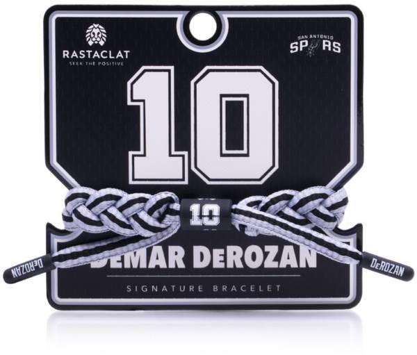 Rastaclat San Antonio Spurs DeMar DeRozan Braided Bracelet product image