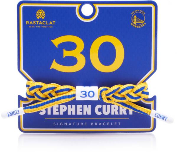 Rastaclat Golden State Warriors Stephen Curry Braided Bracelet product image