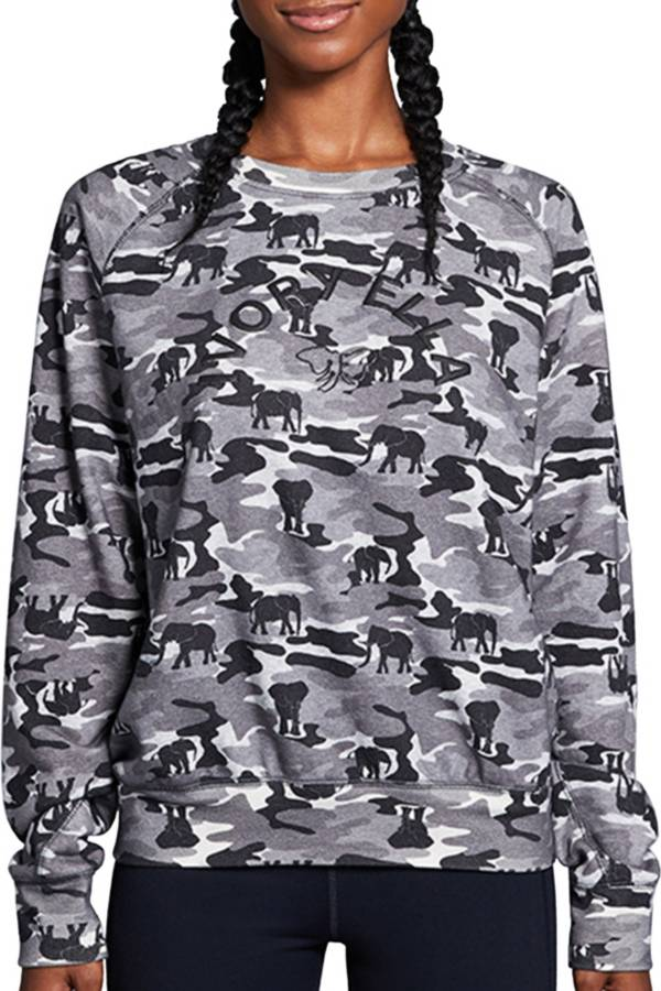 Ivory Ella Women's Half Circle Sweatshirt product image