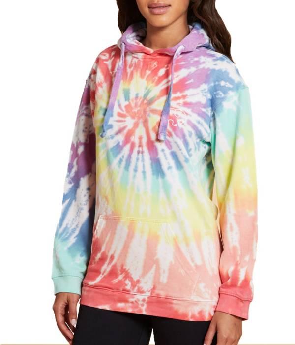 Ivory Ella Women's Rainbow Tie Dye Hoodie product image