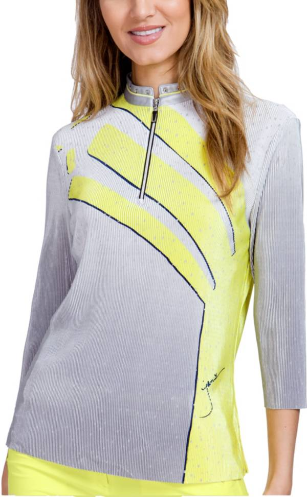 Jamie Sadock Women's Crunch Colorblock Golf Pullover product image