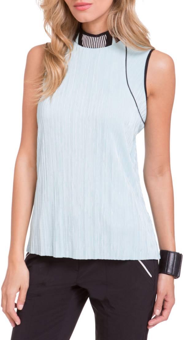 Jamie Sadock Women's Crinkle Crunch Textured Golf Tank Top product image