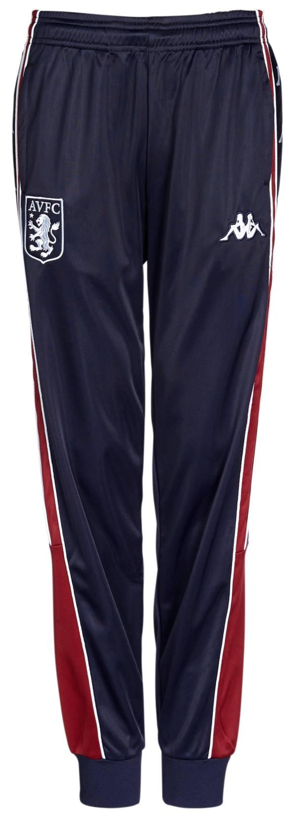 Kappa Men's Aston Villa Retro Navy Pants product image