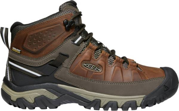 KEEN Men's Targhee III Mid Waterproof Hiking Boots product image