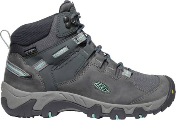 KEEN Women's Steens Mid Waterproof Hiking Boots product image