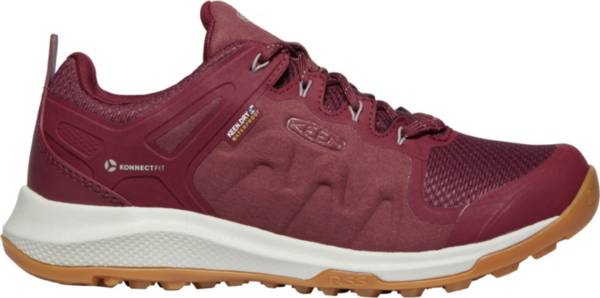 KEEN Women's Explore Waterproof Hiking Shoes product image