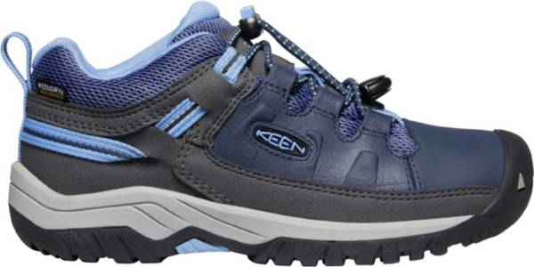 KEEN Kids' Targhee Low Waterproof Hiking Shoes product image
