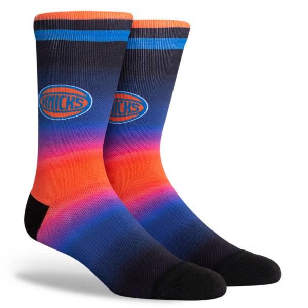 PKWY 2020-21 City Edition New York Knicks Crew Socks product image