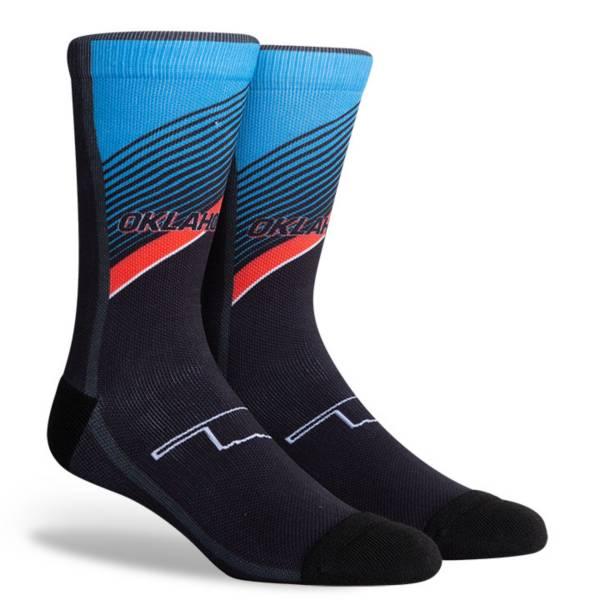 PKWY 2020-21 City Edition Oklahoma City Thunder Crew Socks product image
